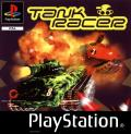 Tank Racer PlayStation Front Cover
