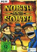 North & South: The Game Windows Front Cover