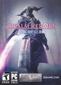 Final Fantasy XIV Online: A Realm Reborn Windows Front Cover
