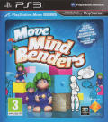Move Mind Benders PlayStation 3 Front Cover
