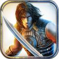 Prince of Persia: The Shadow and the Flame iPad Front Cover