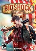 BioShock Infinite Macintosh Front Cover