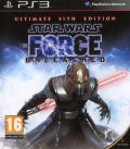 Star Wars: The Force Unleashed - Ultimate Sith Edition PlayStation 3 Front Cover
