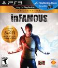 inFAMOUS Collection PlayStation 3 Front Cover