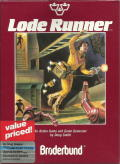 Lode Runner DOS Front Cover