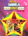 Star Games One Commodore 64 Front Cover