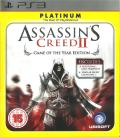 Assassin's Creed II: Game of the Year Edition PlayStation 3 Front Cover