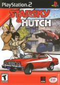 Starsky & Hutch PlayStation 2 Front Cover