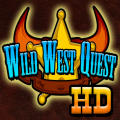Wild West Quest iPad Front Cover