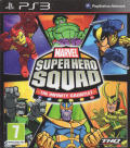 Marvel Super Hero Squad: The Infinity Gauntlet PlayStation 3 Front Cover