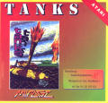 Tanks Atari 8-bit Front Cover