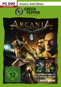 Arcania: The Complete Tale Windows Front Cover