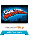 Giana Sisters: Twisted Dreams Wii U Front Cover 1st version
