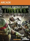 Teenage Mutant Ninja Turtles: Out of the Shadows Xbox 360 Front Cover