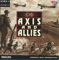 Axis and Allies CD-i Front Cover