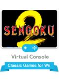 Sengoku 2 Wii Front Cover