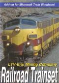LTV-Erie Mining Company Railroad Trainset Windows Front Cover