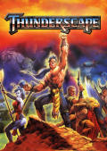 World of Aden: Thunderscape Macintosh Front Cover