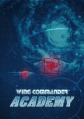 Wing Commander Academy Windows Front Cover Portrait version