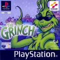 The Grinch PlayStation Front Cover
