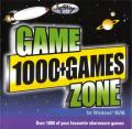 Softkey's Game Zone: 1000+ Games Palm OS Front Cover