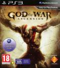 God of War: Ascension PlayStation 3 Front Cover