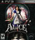 Alice: Madness Returns PlayStation 3 Front Cover