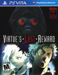 Zero Escape: Volume 2 - Virtue's Last Reward PS Vita Front Cover