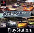 All Star Racing PlayStation Front Cover
