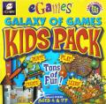Galaxy Of Games: Kids Pack Windows Front Cover