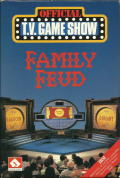 Family Feud DOS Front Cover