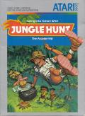 Jungle Hunt Atari 5200 Front Cover