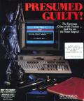 Presumed Guilty! DOS Front Cover