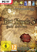 Port Royale 3: Gold Edition Windows Front Cover