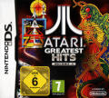 Atari Greatest Hits: Volume 1 Nintendo DS Front Cover