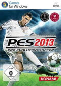 PES 2013: Pro Evolution Soccer Windows Front Cover