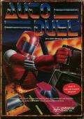 Autoduel Apple II Front Cover