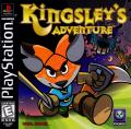 Kingsley's Adventure PlayStation Front Cover