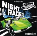 Team Hot Wheels: Night Racer - Street Drift Macintosh Front Cover