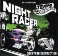 Team Hot Wheels: Night Racer - Dockyard Destruction Macintosh Front Cover