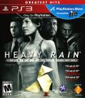 Heavy Rain (Move Edition) PlayStation 3 Front Cover