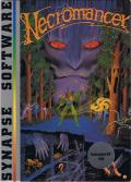Necromancer Commodore 64 Front Cover