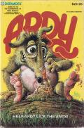 Ardy the Aardvark Commodore 64 Front Cover