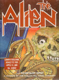 The Alien Apple II Front Cover