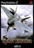 Energy Airforce PlayStation 2 Front Cover