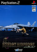Energy Airforce: aimStrike! PlayStation 2 Front Cover