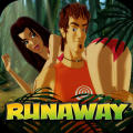 Runaway: The Dream of the Turtle - Part 1 iPad Front Cover