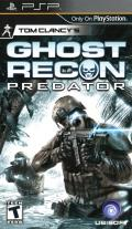Tom Clancy's Ghost Recon: Predator PSP Front Cover