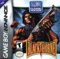 Blackthorne Game Boy Advance Front Cover