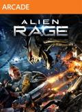 Alien Rage Unlimited Xbox 360 Front Cover